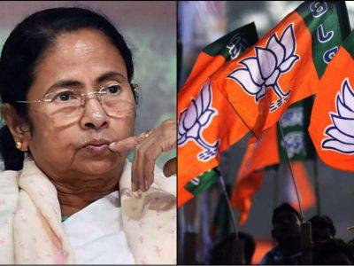 पश्चिम बंगाल में लहराया भगवा, BJP प्रभारी का बड़ा बयान-चुनाव से पहले ममता सरकार गिरनी तय