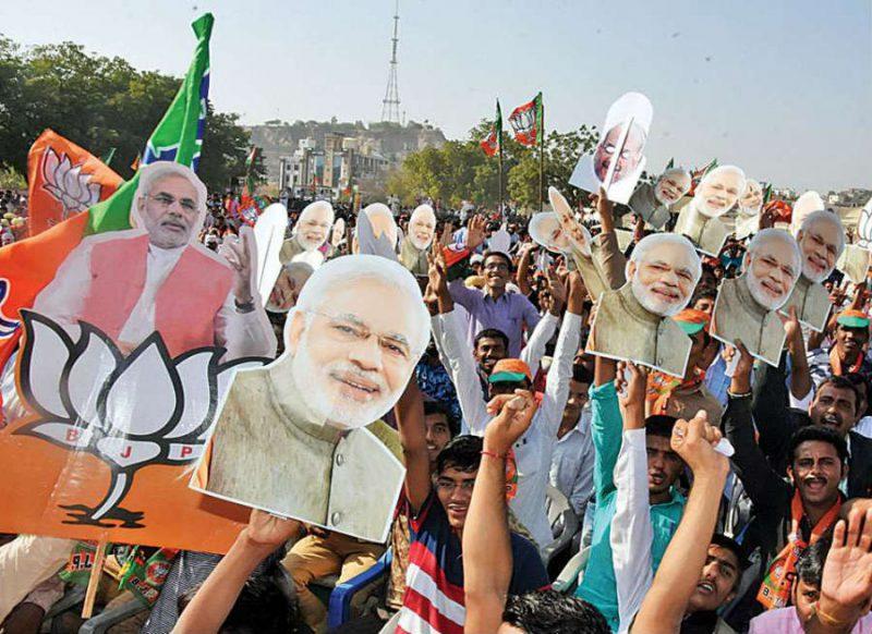 वो 5 राज्य, जहां भारतीय जनता पार्टी ने कर दिया विपक्ष का सूपड़ा साफ