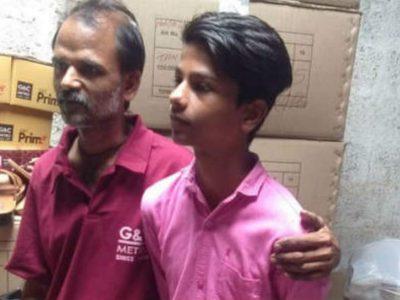 बिहारी मजदूर के बेटे ने 10वीं की परीक्षा में मचाया धमाल, हो रही खूब चर्चा