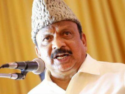 कर्नाटक कांग्रेस में फूट, वरिष्ठ नेता के बागी तेवर, बयान से सियासी भूकंप