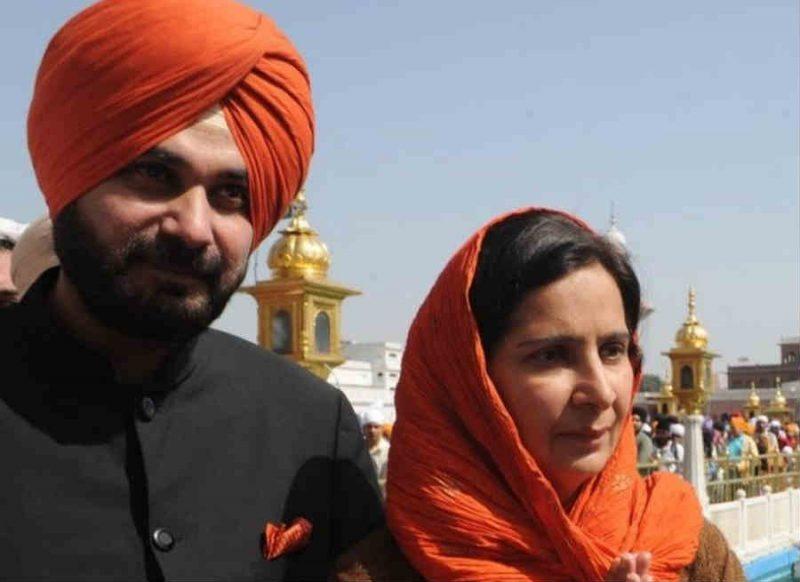 सिद्धू की पत्नी ने किए कई खुलासे, बताया क्यों पति ने छोड़ दी थी 40 करोड़ की नौकरी