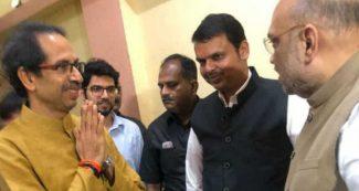 एनडीए में नॉट ऑल इज वेल, जदयू के बाद शिवसेना ने दिखाई आंख, कर रहे ये बड़ी मांग
