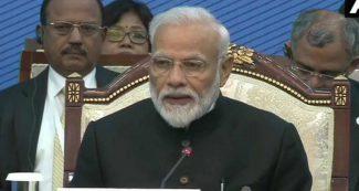 SCO समिट में आतंकवाद पर पीएम मोदी ने पाकिस्तान को घेरा, बिना नाम लिये उड़ा दी धज्जियां