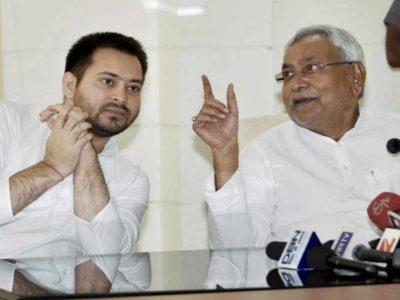 बीजेपी-जदयू में नोंक-झोंक के बीच तेजस्वी यादव का बड़ा बयान, नीतीश कुमार से गठबंधन के दरवाजे…