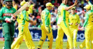 विश्वकप 2019 का सबसे बड़ा उलटफेर होते-होते बचा, बांग्लादेश ने कर दिया ऑस्ट्रेलिया के नाक में दम