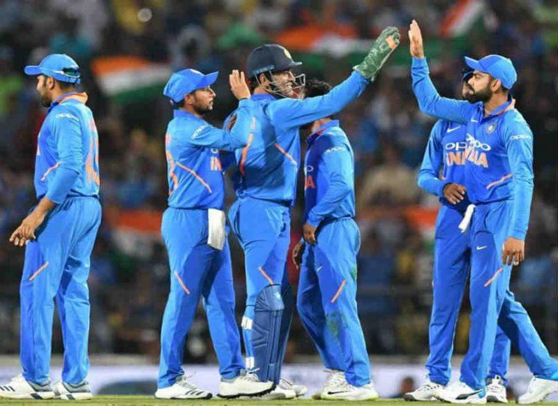 नये रंग में दिखेगी टीम इंडिया, इस टीम के खिलाफ भगवा जर्सी में आएगी नजर, देखिये जर्सी
