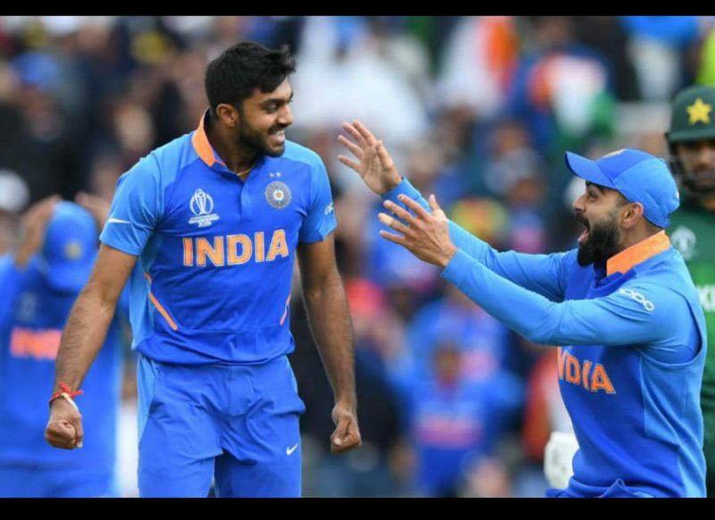 विजय शंकर- विश्वकप टीम में चयन पर हुआ था विवाद, अब बदलकर रख दिया सालों पुराना इतिहास