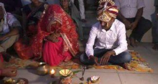 फेरे से पहले दूल्हे ने कर दी बड़ी जिद, पिट गई पूरी बारात, थाने के मंदिर में हुई शादी