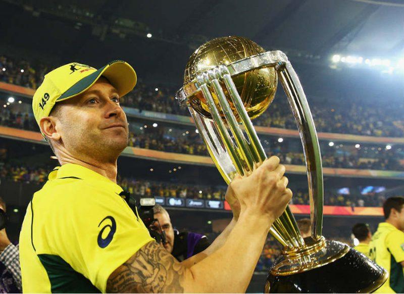 2015 विश्वकप जीतने वाले कप्तान की बड़ी भविष्यवाणी, ये धुरंधर टीम इंडिया को दिलाएगा वर्ल्डकप