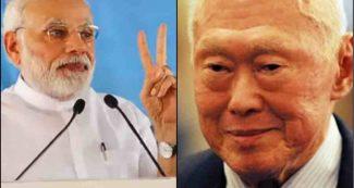 Blog : 'ली कुआन यू का सुशासन और भारत की अराजकता'