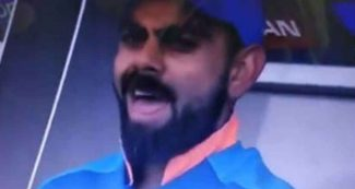 विराट कोहली ने उड़ाया पाकिस्तानी कप्तान का मजाक, वीडियो हो रहा जबरदस्त वायरल