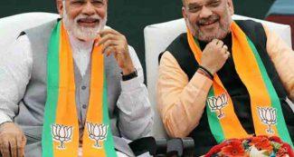 राज्यसभा में बहुमत के लिए BJP का जोड़-तोड़, 'पीछे के दरवाजे' से हो रहा है बड़ा खेल