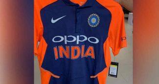 टीम इंडिया की भगवा जर्सी पर मचा बवाल, कांग्रेस-सपा ने किया विरोध तो सीधे ICC से मिला मुंहतोड़ जवाब