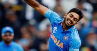विश्वकप के डेब्यू मैच में ही विजय शंकर ने मार लिया मैदान, बना दिये दो बड़े रिकॉर्ड