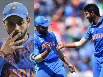 कोहली चूके, रोहित शर्मा ओर बुमराह की लंबी छलांग, वर्ल्ड 11 बेस्ट क्रिकेटर्स में इन चेहरों को मिली जगह