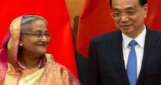 Opinion – चीन और भारत के बीच हसीना
