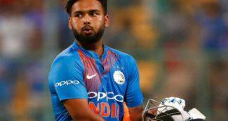 आधी रात को ऋषभ पंत टीम इंडिया से बाहर, आंध्र प्रदेश के इस क्रिकेटर को मिली टीम में जगह