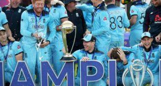 न्यूजीलैंड के इस खिलाड़ी ने इंग्लैंड को बनाया विश्व विजेता, पढिये खास कनेक्शन