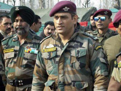 महेन्द्र सिंह धोनी के बाद अब ये क्रिकेटर भी ज्वाइन करेगा सेना, लेकिन पहले टेस्ट में होना होगा पास