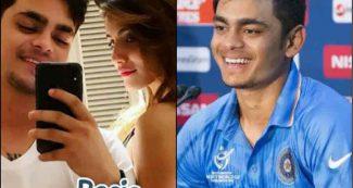 क्रिकेटर ईशान किशन की गर्लफ्रेंड के साथ हाथ थामे तस्वीरें आईं सामने, गुपचुप सेलिब्रेट किया बर्थडे