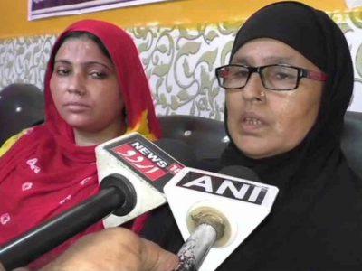 मुस्लिम महिला का दावा, भारतीय जनता पार्टी ज्वॉइन करते ही मकान मालिक ने घर से निकाला