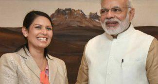 मोदी की समर्थक मानी जाने वाली प्रीति पटेल बनीं गृह मंत्री, अंग्रेज पीएम ने इन भारतीयों को भी दी बड़ी जिम्मेदारी
