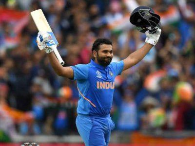 रोहित के निशाने पर सबसे बड़ा रिकॉर्ड, बन सकते हैं सबसे बड़े बल्लेबाज, सचिन-पोंटिग को पीछे करने का मौका