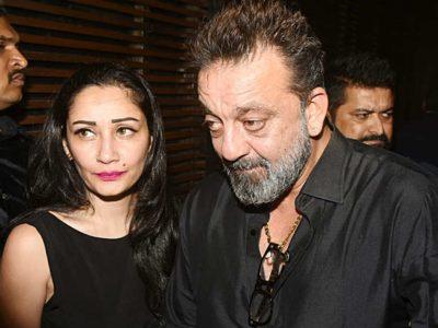 संजय दत्त अचानक मुंबई छोड़ विदेश हुए रवाना, पत्नी मान्यता भी है साथ