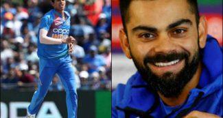 दूसरे मैच से पहले नवदीप सैनी को लेकर कप्तान विराट कोहली का बड़ा बयान, कही बड़ी बात