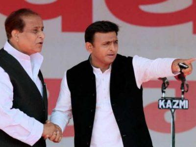 आजम खान के बहाने नई रणनीति में जुटे अखिलेश यादव, उपचुनाव से पहले शक्ति प्रदर्शन