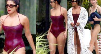 फिर Bikini में नजर आईं प्रियंका चोपड़ा, जेठानी सोफी टर्नर के साथ पूल में मस्ती, Photos