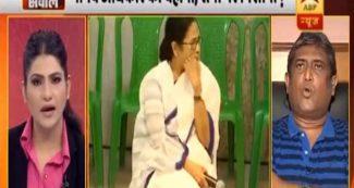 Video: रूबिका लियाकत और TMC समर्थक की LIVE शो में भिडंत, एंकर बोलीं – सेना पर सियासत बर्दाश्त नहीं