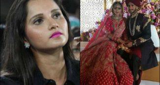 भारतीय लड़की से पाकिस्तानी क्रिकेटर ने की शादी, भाभी सानिया मिर्जा ने की ऐसी अपील, हो रही खूब चर्चा