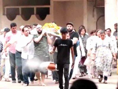 एक और मशहूर एक्ट्रेस के निधन से बॉलीवुड में शोक की लहर, ट्विटर पर दे रहे हैं श्रद्धांजलि