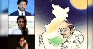 चंद्रयान 2 पर शाहरुख खान और स्वरा भास्कर के ट्वीट, वहीं अमिताभ बच्चन ने ISRO मिशन पर ये कहा