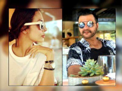 मलाइका ने तस्वीर की पोस्ट तो अर्जुन कपूर के चाचा संजय कपूर ने लिए मजे, कर दिया ऐसा कमेंट
