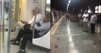 मोदी के 'ऑक्सफोर्ड' वाले मंत्री जी आम लोगों की तरह मेट्रो में पहुंचे, सफर के बाद कही ये बात