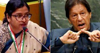 जानिए भारत की बेटी विदिशा मैत्रा के बारे में, 2 मिनट में पाकिस्तान PM के झूठ की पोल खोल दी