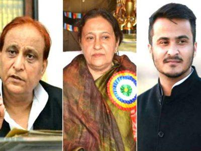 अब मुश्किल में आजम खान का पूरा परिवार, पत्नी और बेटे पर लगा ये आरोप, मुकदमा दर्ज