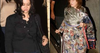 35 साल में हुआ पहली बार, सनी देओल की पत्नी और मां प्रकाश कौर मीडिया के सामने आईं