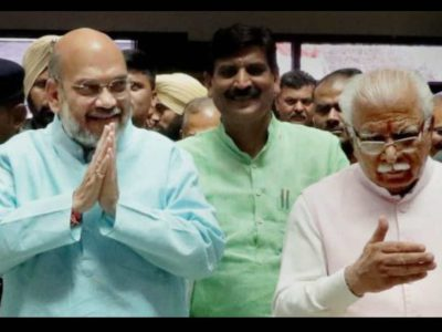 महाराष्ट्र की गुत्थी सुलझाने के बाद हरियाणा में उतरेंगे अमित शाह, कई दरबारियों का कटेगा पत्ता