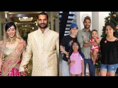 शिखर धवन ने क्यों की 2 बच्चों की मां और 7 साल बड़ी महिला से शादी, ये है इसके पीछे की वजह