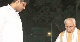 सरकार बनवाने में मोदी के इस युवा मंत्री ने निभाई महत्वपूर्ण भूमिका, एक मीटिंग और बन गई बात