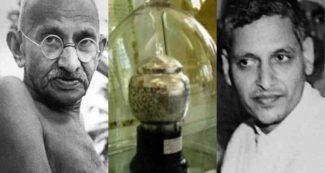 गांधी को मारने वाले गोडसे को नहीं मिली है शांति, जानें परिवार ने क्यों संभालकर रखी हैं अस्थियां