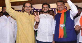 क्या आदित्य ठाकरे होंगे महाराष्ट्र के अगले CM ?  उद्धव ठाकरे ने प्रेस कॉन्फ्रेंस में कह दी बड़ी बात