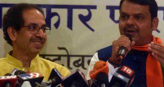 महाराष्ट्र में सियासी भूचाल, शिवसेना हो सकती है दो फाड़, इतने विधायक बीजेपी के संपर्क में