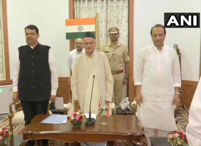 शिवसेना सोती रह गई, बीजेपी ने बना ली सरकार, आया प्रधानमंत्री का बड़ा ट्वीट