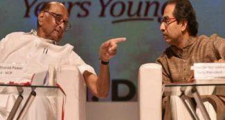शरद पवार के सुझाव से शिवसेना में खलबली, एनसीपी चीफ ने इस दिग्गज को सीएम बनाने की दी सलाह