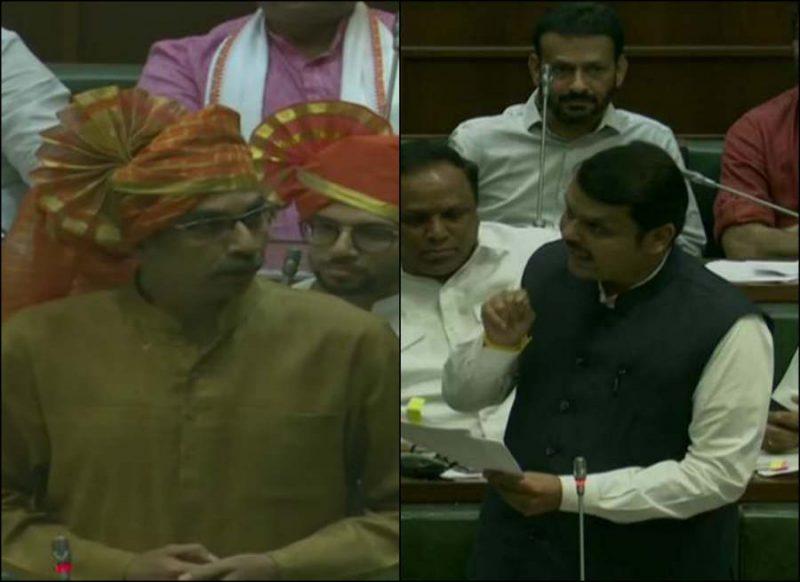 महाराष्ट्र- उद्धव ठाकरे सरकार ने साबित किया बहुमत, समर्थन में पड़े इतने वोट, बीजेपी ने किया बहिष्कार