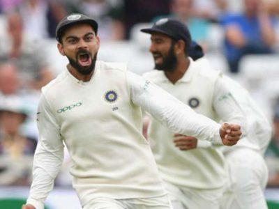 विराट कोहली ने तोड़ा धोनी का धमाकेदार रिकॉर्ड, बढा टीम इंडिया का दबदबा